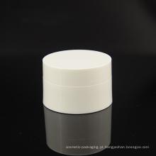 Frasco cosmético dos PP da cor branca (NJ14)