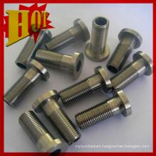 DIN 6912 Gr 2 Pure Machined Titanium Screw