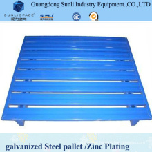Turnover Stainless High Quality Warehouse Metal Pallet