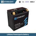 Batterie de moto au lithium LFP4L-BS / batteries de sports motorisés
