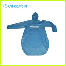 Водонепроницаемый рубашка полиэстер ПВХ дождь (rpy имеют-043)