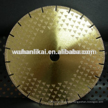 wuhan high quality electrical diamond tools New Arrival Custom Design abrasive disc cutter