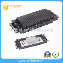 12 cores to 96 cores Horizontal Type fiber splice closure
