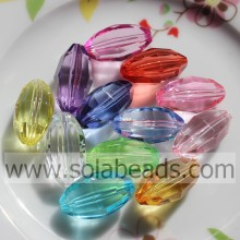 Listing of 19*30MM Faceted Cut Colorful Tiny beads