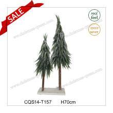 H70cm La Navidad hecha a mano del arte de la acción al por mayor adorna el árbol de navidad