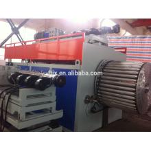 steel PE spiral corrugated plastic pipe equipment