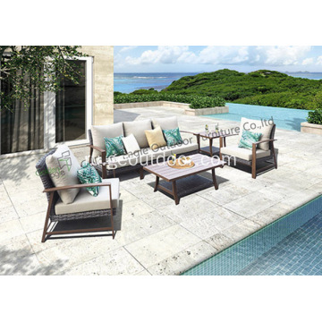 Outdoor+Furniture+Patio+Sofa+Set