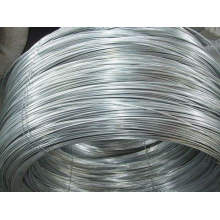 2.0mm Zn-Al-Alloy galfan coating kawat baja