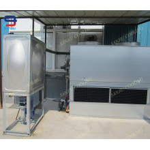 Integrated Water Cooling Tower with Circulation System