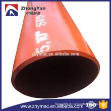 tubulação soldada, soldada peso de tubulação de aço, aço tubos