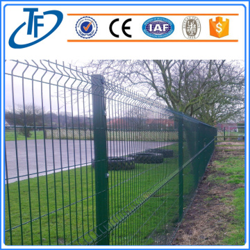 High Quality Square Post Galvanized/Pvc coated Welded Wire