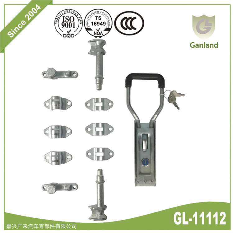 Truck Trailer Locking Gear
