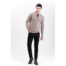 Men′s Fashion Cashmere Blend Sweater 18brawm009