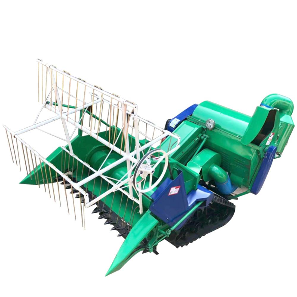 4lz 08 Rice Harvester
