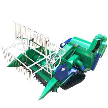 Hot Sale Full Feed Crawler Rice Combine Harvester