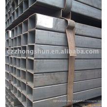 ASTM A500/Q235/Q275/Q345 square steel tube/SHS