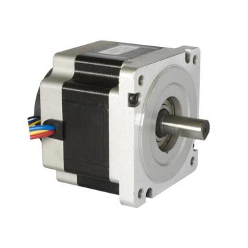 86mm frame size 8 pole   3 phase 48v brushless motor for textile machinery