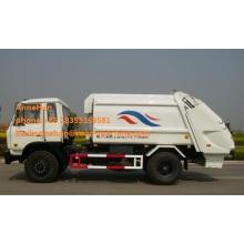 4x2 Sinotruk Garbage Collection Truck