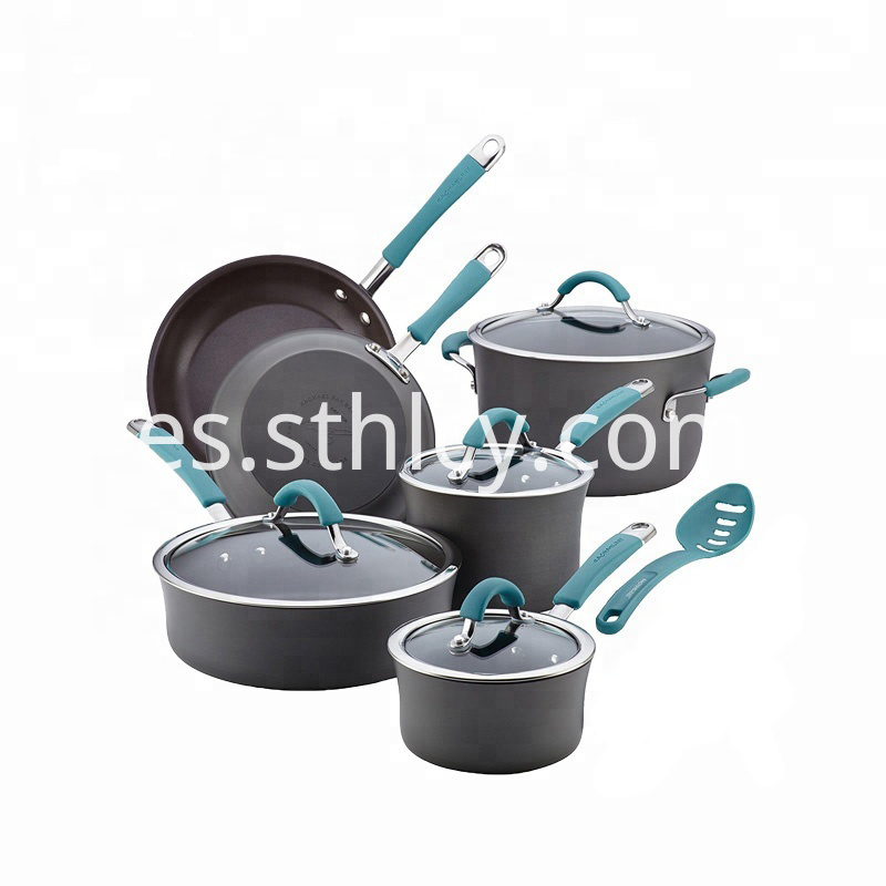 Ekco Stainless Steel Cookware Set