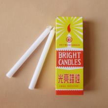 Putih Bright Holy Brand Candle Bougie Velas