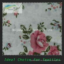 Impresa de la tela cruzada 100% algodón