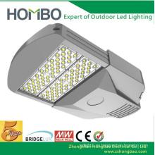 Lámpara de la calle de la alta calidad 60w-300w LED lámpara de calle llevada de aluminio de la fotocélula UL IP65 120lm / w de SMD