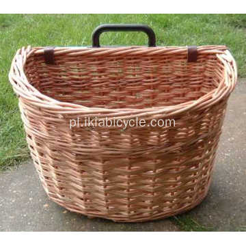 Wicker Bike Basket Excellent Quality Front Basket