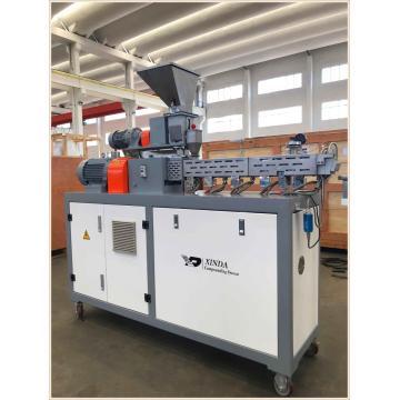 Waste Plastic Single Screw Extruder HDPE LLDPE PVC Film Pelletizing Machine