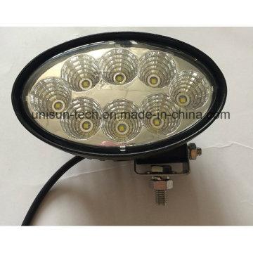 """Nuevo soporte de 360W """"lámpara de trabajo Oval de 40W CREE LED del trabajo"""