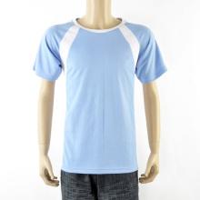 Fabrikverkauf 100% Baumwollsport T-Shirt für Männer