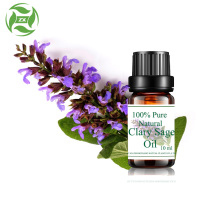 Clary sage oil for health care