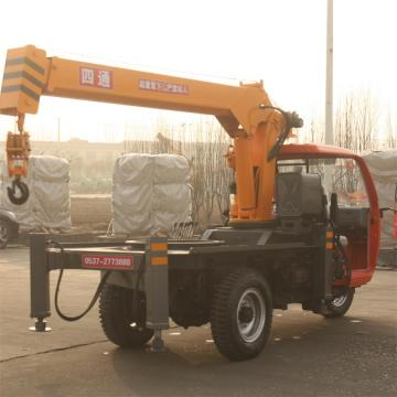 3 Ton Mini Telescopic Boom Forestry Crane