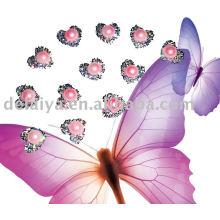Glitter Pearl Nail Sticker