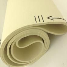 Langlebige endlose Decke für Heißpressmaschine