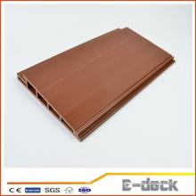 waterproof Enviromental friendly wood plastic composite WPC decorative wall board