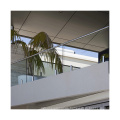 304 stainless steel balcony railing guardrail tempered laminated glass fence