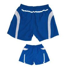 Yj-3032 Elastic Waist Work-out Reflective Hi Vis Shorts Homme Vêtements de sport personnalisés
