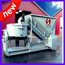 Kleine 10-20m3 / h tragbare Beton-Dosieranlage zum Verkauf, Beton-Batch / Mischanlage Preis mit hoher Batch-Performance
