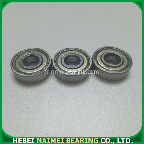 Miniature bearing 608