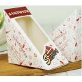 Triangle Window Sandwich Packaging Box