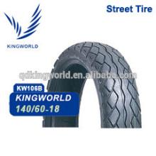 pneu sem câmara de ar da motocicleta de 140/60-18