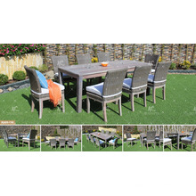 CANARY COLLECTION - 2017 New Design Poly Rattan Wicker Outdoor Garden Furniture table et chaises salle à manger