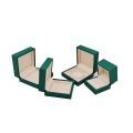 Colar de brinco anel embalagem caixa de presente de joias