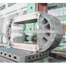 YR27 prensa hidráulica máquina de bobinado automático