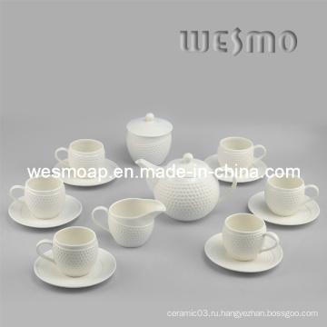 Набор керамических чашек кофе (WTC0402A)