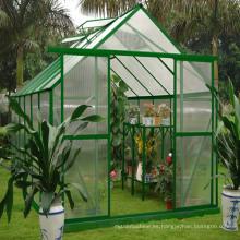 invernadero de túnel para champiñones o tomates
