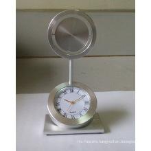 Promotion Aluminium Gift Clock (DZ40)