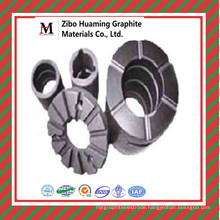 Figh speed/pressure Graphite Bearings With High Mechanical Strength