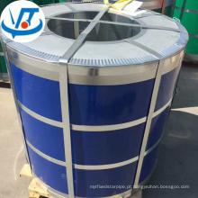 bobina galvanizada pintada pre das bobinas da venda quente vária cor / PPGI