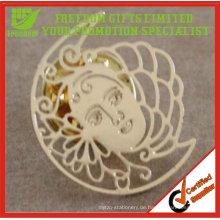 Custom Brass Stamping Enamel Metal Lapel Pin